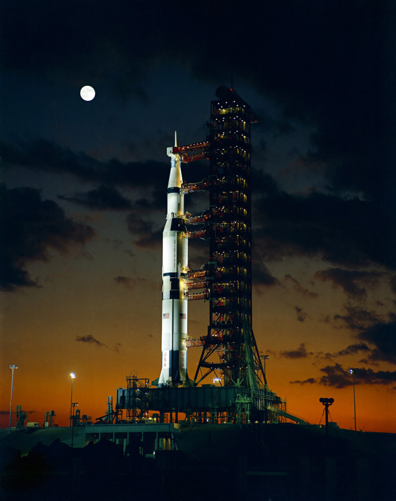 Apollo 4:n Saturn V
